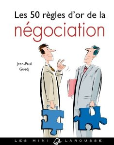 les 50 règles de la négociations