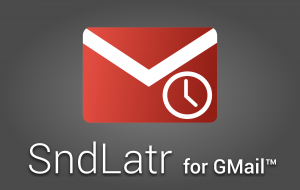 SndLater for Gmail