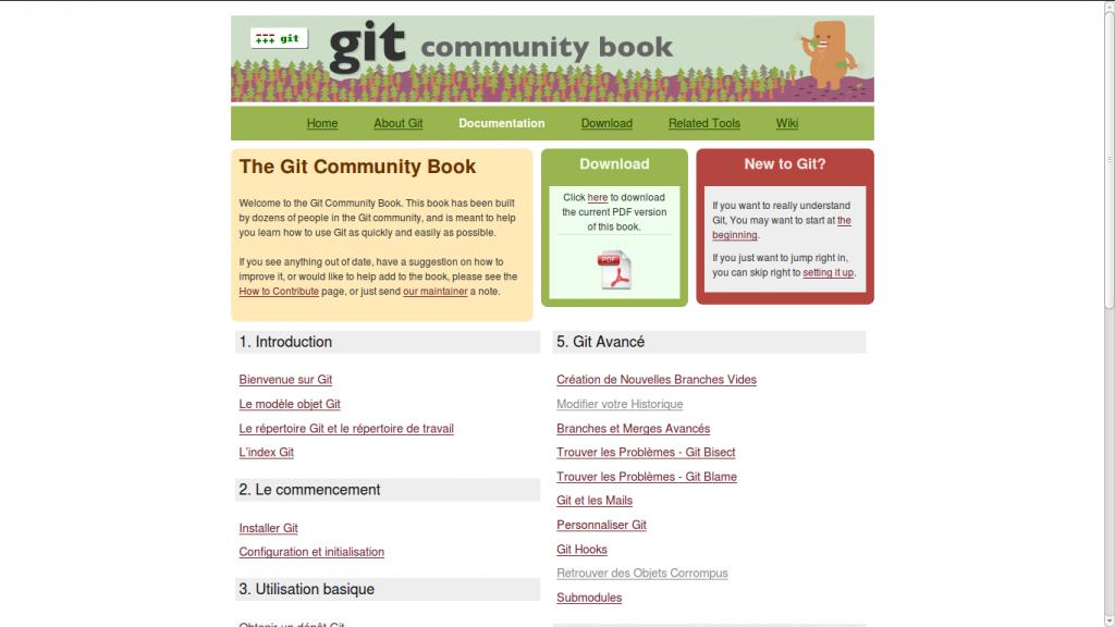 git-book