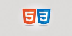 logos html5 & css3