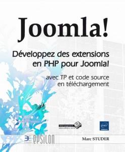 développez des extensions en PHP pour Joomla