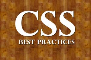 best practices css