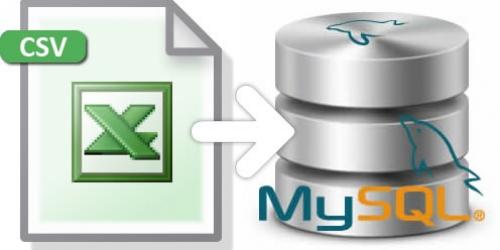 Import de BDD MySQL.