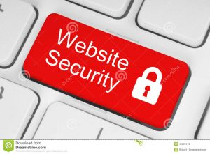 bouton-rouge-de-securite-de-site-web