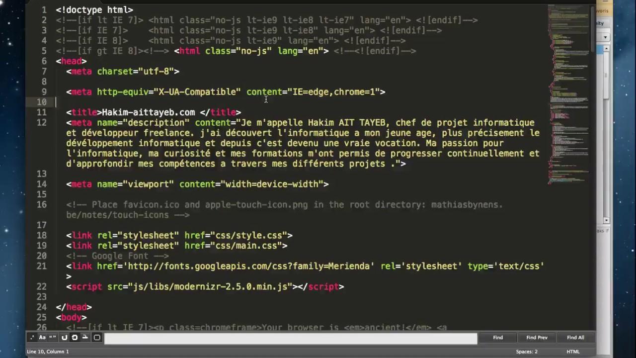 Les expressions régulières appliquées en PHP
