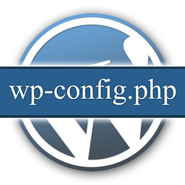 L'importance du fichier wp-config