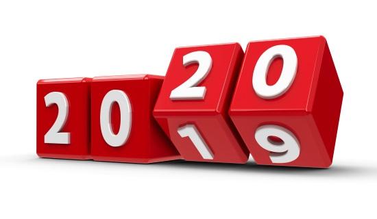 Passage de 2019 à 2020