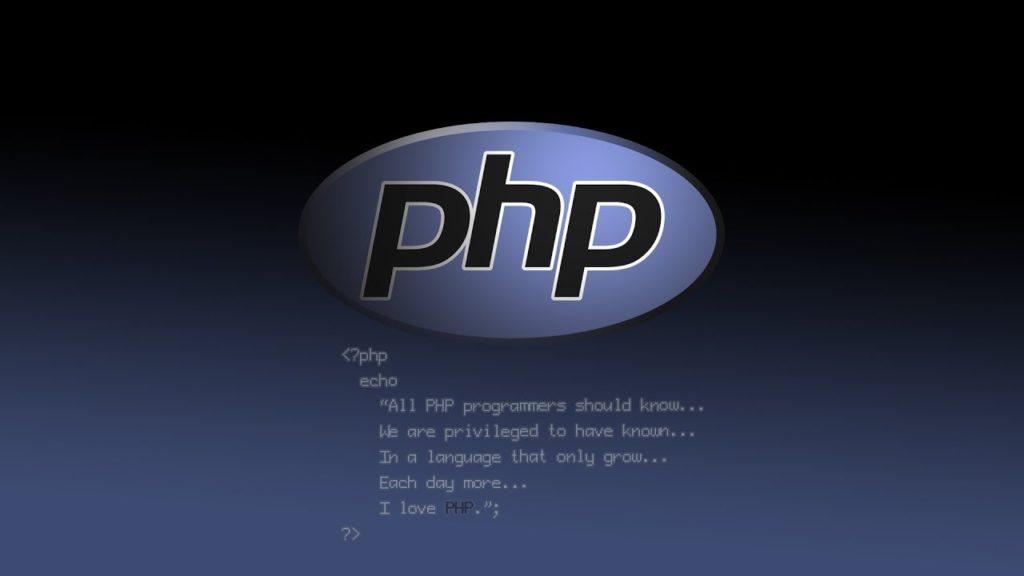 Poème PHP :